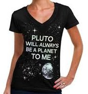 Pluto is special