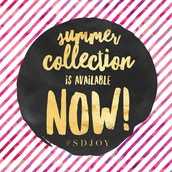 Summer is almost here, but our Summer Collection is here NOW!