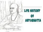 aryabhatta life history