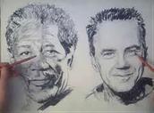 M6: Portret/Figuur Tekenen en schilderen