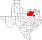 Dallas-Fort Worth-Arlington metro area location