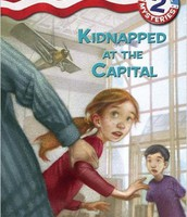 Capital Mysteries by Ron Roy