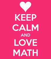Math Minutes...