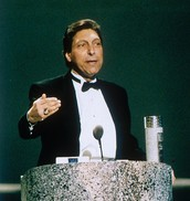 Jimmy V. giving his speech