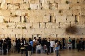 The Western Wall (Holy Place)