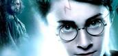 Harry potter's scar.