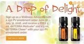 New dōTERRA Wellness Advocate Promotion