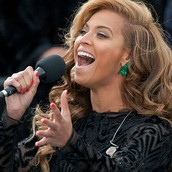 Beyonce's National Anthem Perfromance!