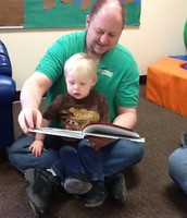 Read, read, read - never too early!