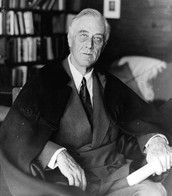 FDR the day before his death