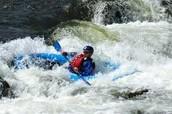 #3-White Water Rafting-Terlingua, Texas