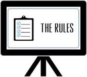 Rules for Artwork