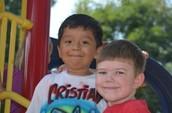 Cristian and Harris