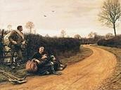 Hubert von Herkomer, Hard Times 1885