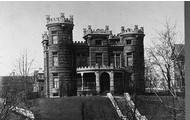 The Bonnyeyconnellan Castle 1886