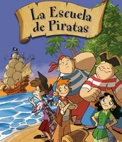 La Escuela de Piratas by Steve Stevenson