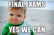 Finals Week!