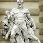Heracles is a god