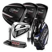 titleist 913's golf clubs
