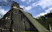Elaborate Pyramidal Temples