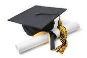 Graduate 9th grade