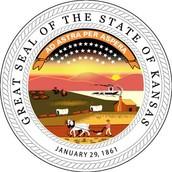 Kansas's state seal