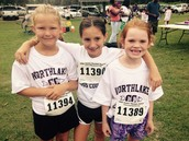 3rd & 4th Grade Cross Country