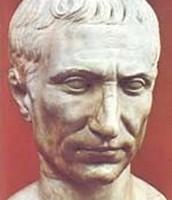 Statue of Gaius julius Ceasar