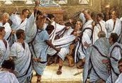 Beware of the ides of march!