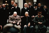 For what reason and to what extent did the Yalta conference of February 1945 contribute to the origin of the cold war?