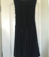 Express Rouched Dress