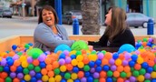 Ball Pit Question of the Week:  List three items on your Bucket List!