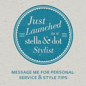 Stella & Dot Independent Stylist - Kate Milke