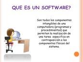 ¿Que es software?