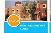 Disney Cheyenne