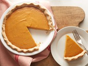 Thanksgiving Sweets: A Message from PTA