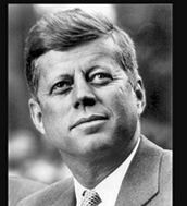 How old was JFK when he was elected?