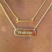 Sterling & 12k Gold Necklaces