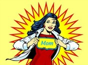 Mommycon: Embracing Your Inner Superhero!