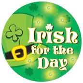 Irish Gaelic Vocabulary