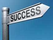 Success is Right Around the Corner