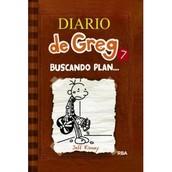 Diario de Greg. Buscando plan