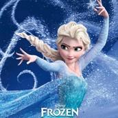 Queen Elsa ( Frozen )