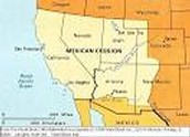 1848 - Mexican cession