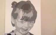 Great quality hand drawn portrait;