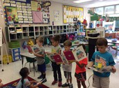 Look at my great readers!