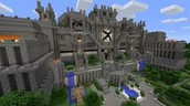 Awesome Minecrafft Castle