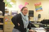 """Mrs. Lott does a """"LOT"""""""