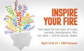 LA Times Festival of Books - April 12 & 13