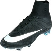 Nike Cr7 High Top Outdoor Cleats